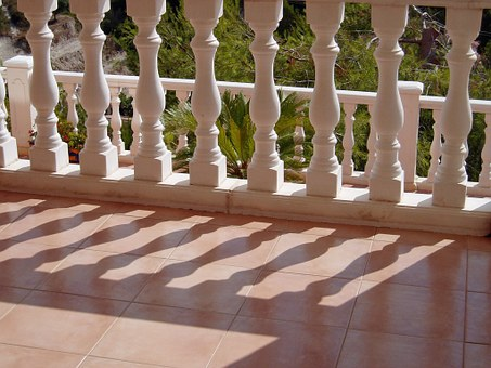 A Brief Look At The History Of Balustrades