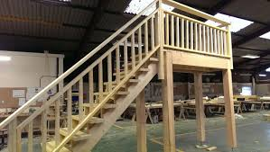 Uniquely Crafted Do It Yourself Stairs